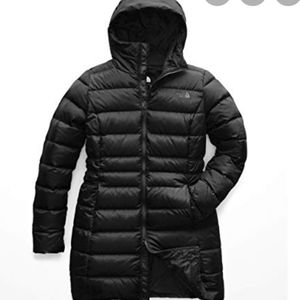 North Face Puffy Trench